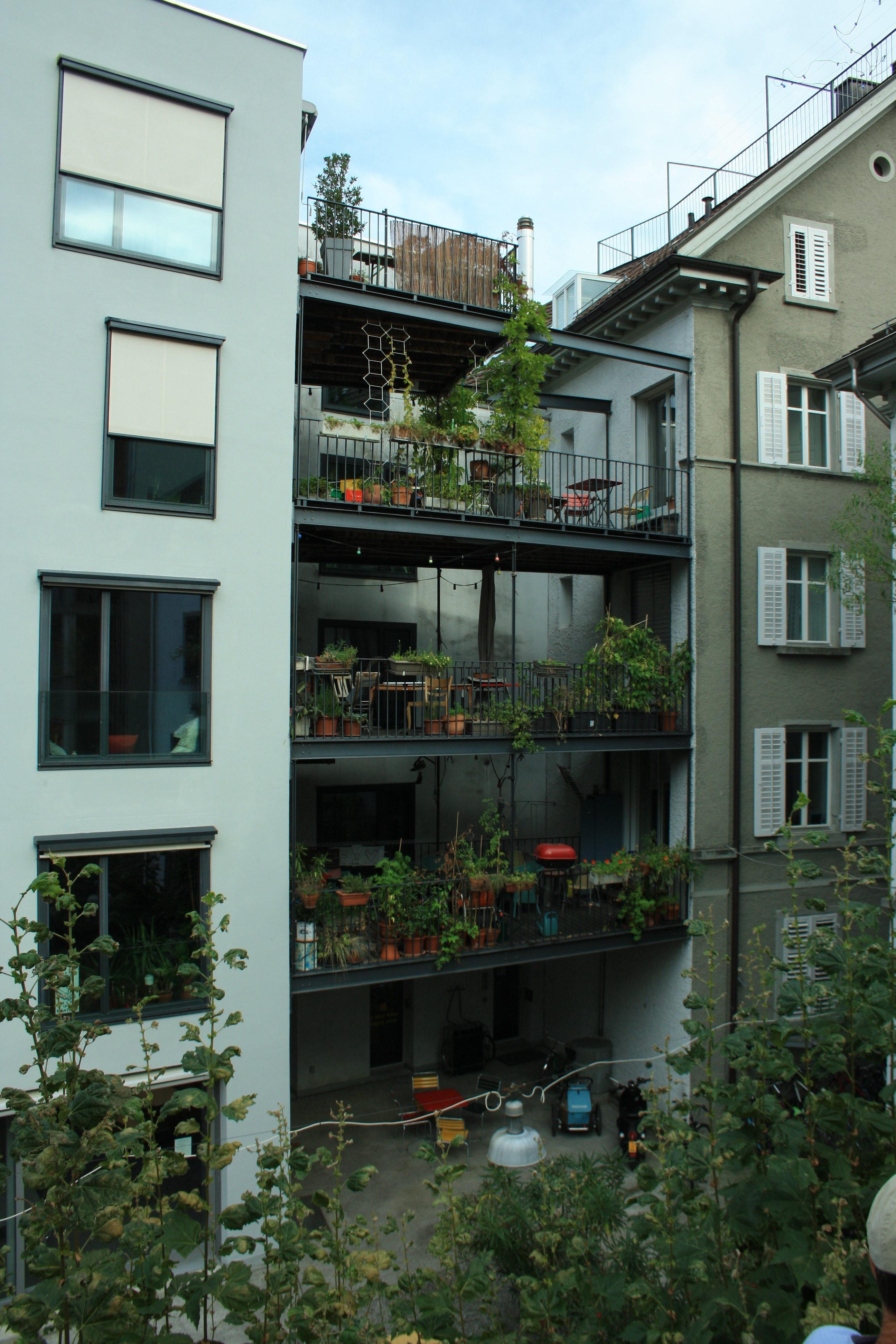 Wohnungsspaziergang @Dreieck