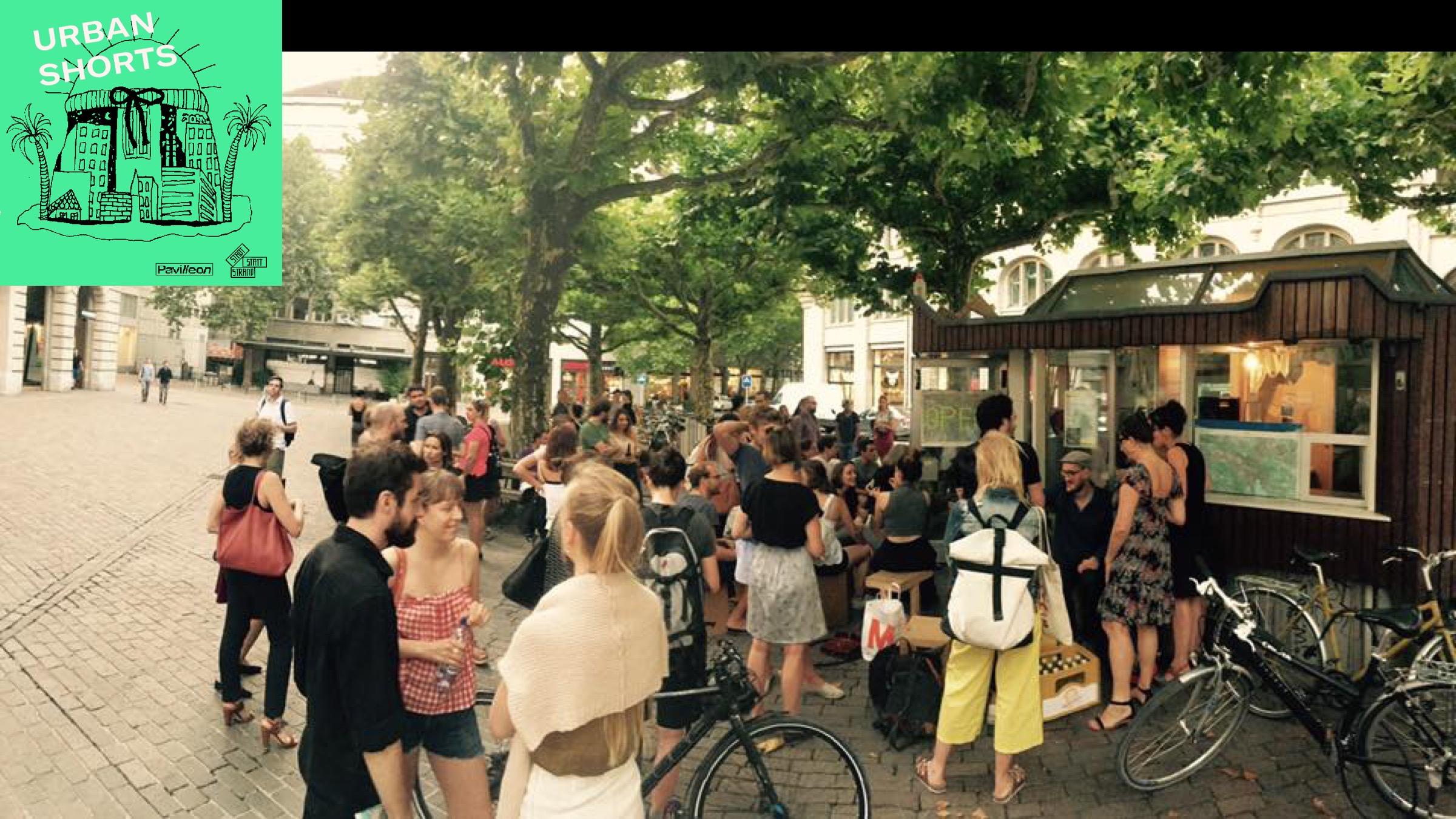 Urban Shorts von Stadtstattstrand