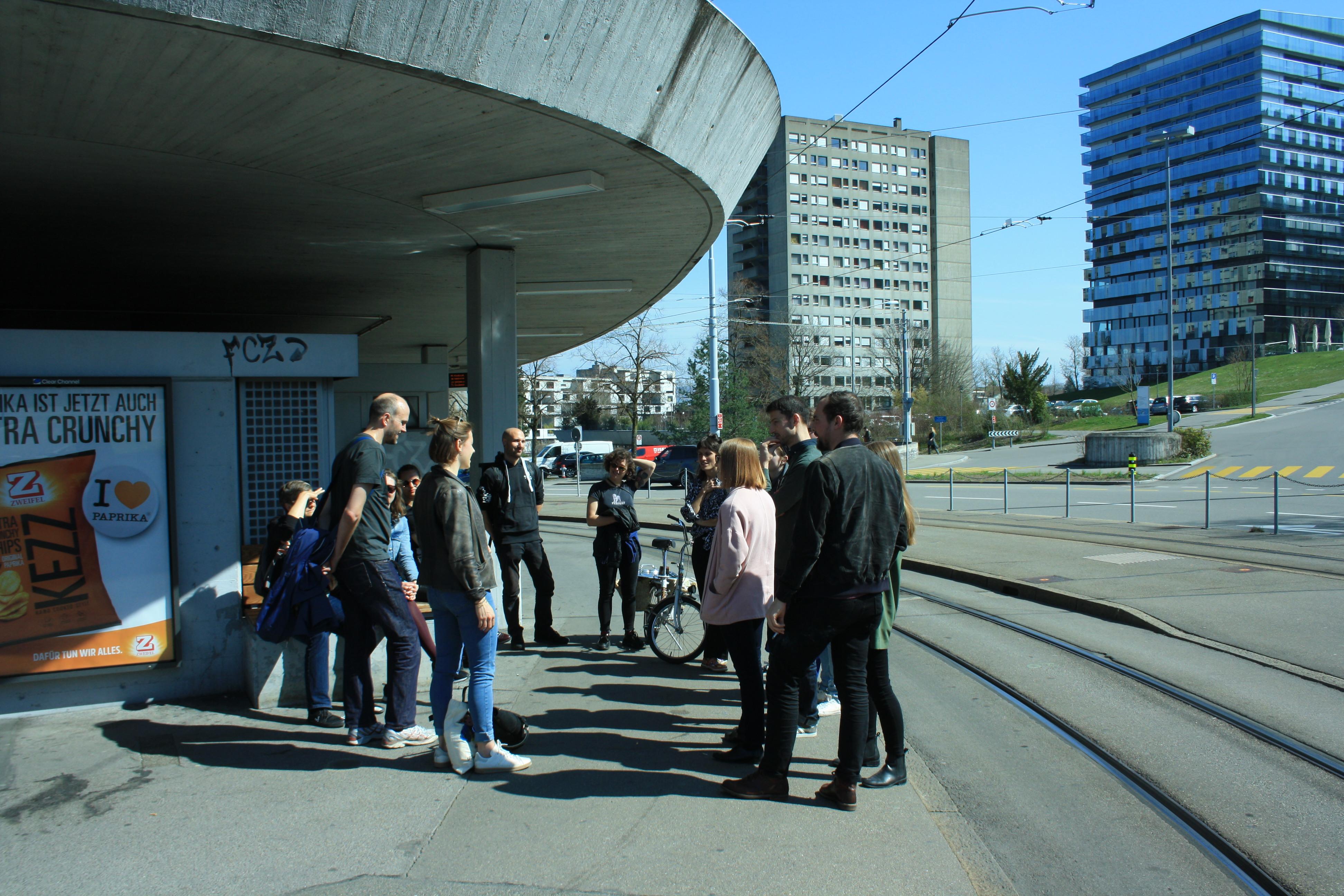 Treffpunkt Triemliiplatz